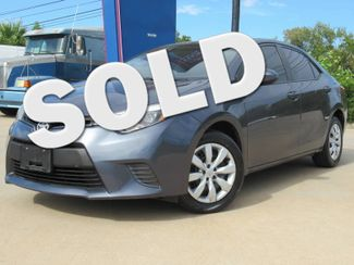 2015 Toyota Corolla LE | Houston, TX | American Auto Centers in Houston TX