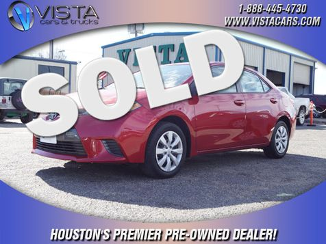 2015 Toyota Corolla SE in Houston, Texas