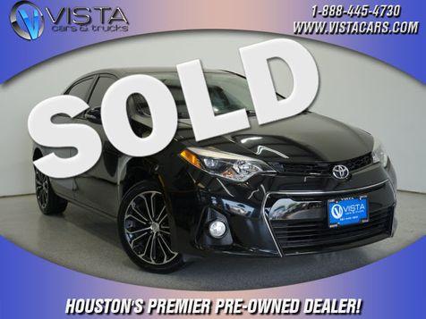 2015 Toyota Corolla S Plus in Houston, Texas