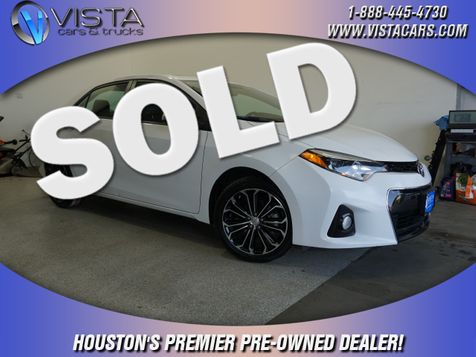 2015 Toyota Corolla L in Houston, Texas