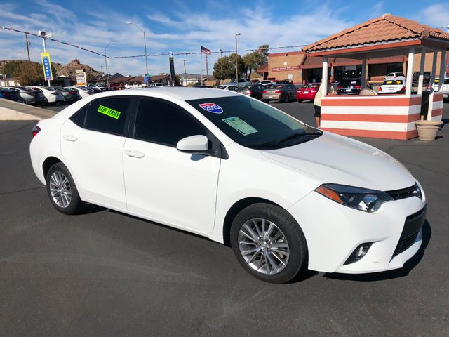 2015 Toyota Corolla LE Plus in Kingman Arizona, 86401