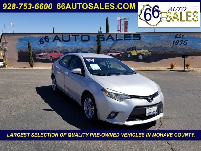 2015 Toyota Corolla LE Plus in Kingman, Arizona 86401