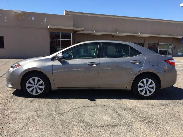 2015 Toyota Corolla LE 5 YEAR/60,000 MILE FACTORY POWERTRAIN WARRANTY Mesa, Arizona 1