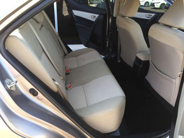 2015 Toyota Corolla LE 5 YEAR/60,000 MILE FACTORY POWERTRAIN WARRANTY Mesa, Arizona 11