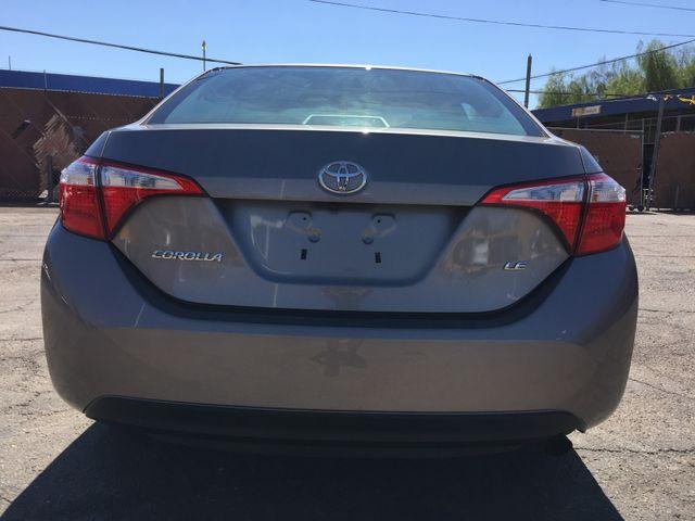 2015 Toyota Corolla LE 5 YEAR/60,000 MILE FACTORY POWERTRAIN WARRANTY Mesa, Arizona 3