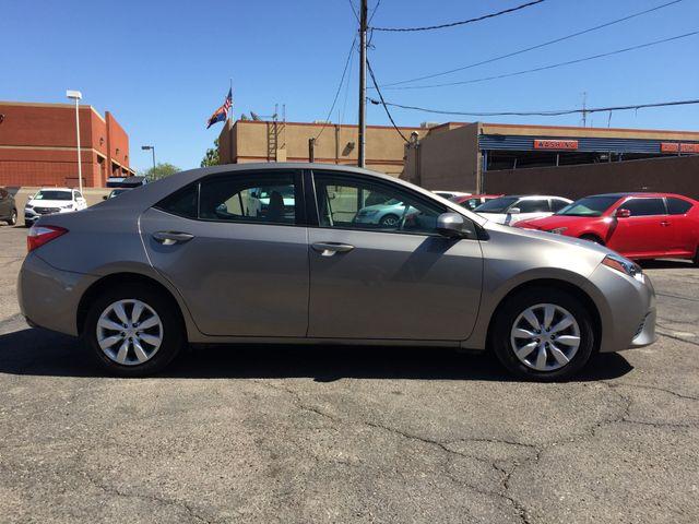 2015 Toyota Corolla LE 5 YEAR/60,000 MILE FACTORY POWERTRAIN WARRANTY Mesa, Arizona 5