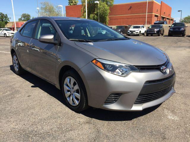 2015 Toyota Corolla LE 5 YEAR/60,000 MILE FACTORY POWERTRAIN WARRANTY Mesa, Arizona 6