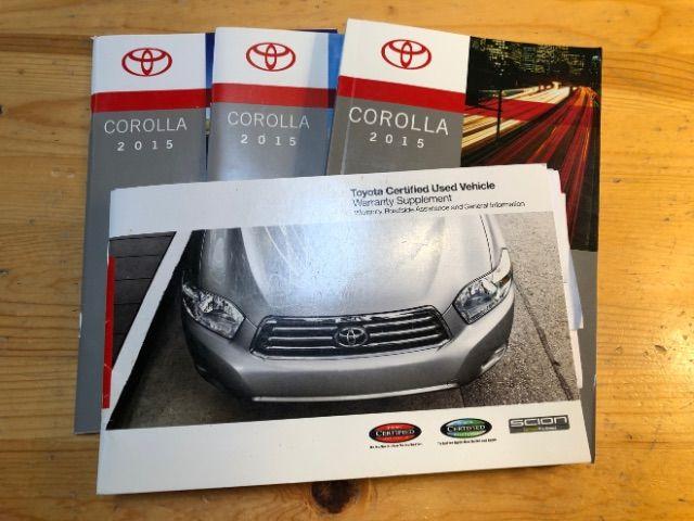 2015 Toyota Corolla LE CVT LINDON, UT 44