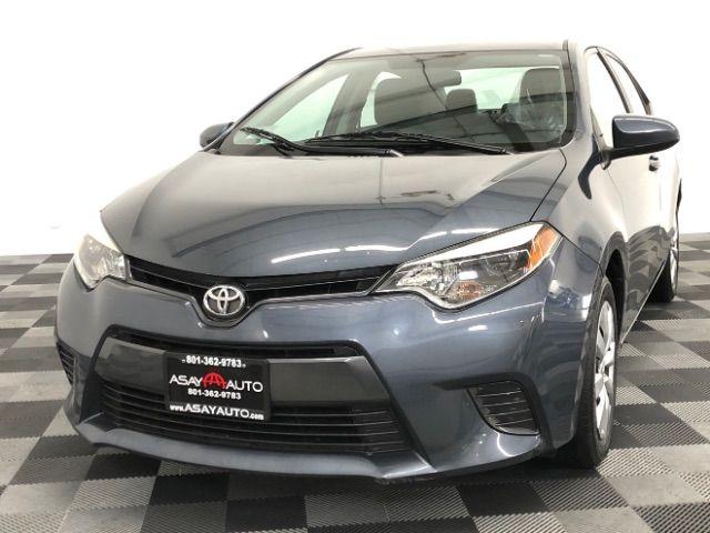 2015 Toyota Corolla LE CVT LINDON, UT 2