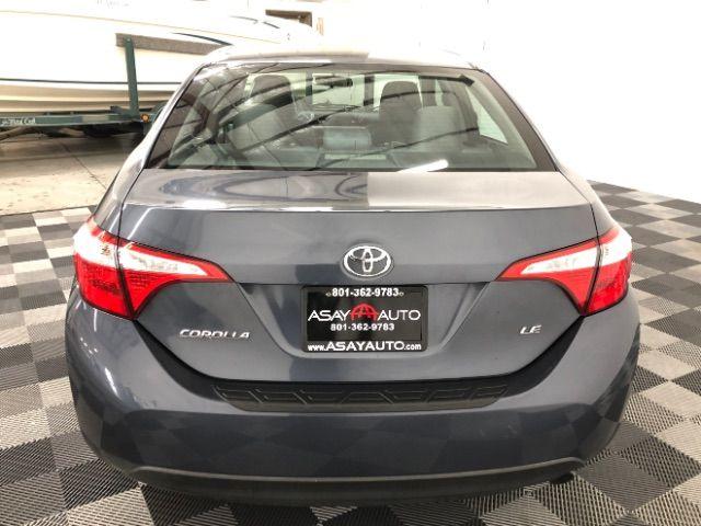 2015 Toyota Corolla LE CVT LINDON, UT 6