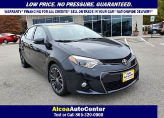 2015 Toyota Corolla S Plus in Louisville, TN 37777