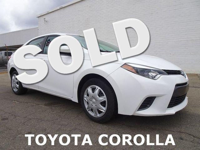 2015 Toyota Corolla LE Madison, NC