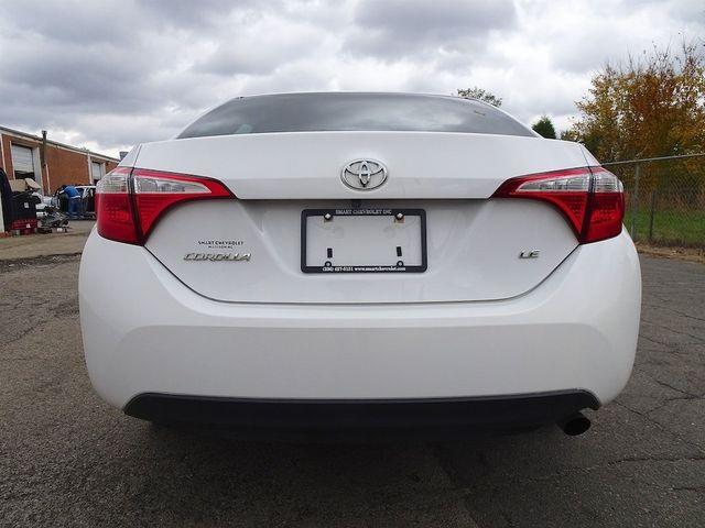 2015 Toyota Corolla LE Madison, NC 3