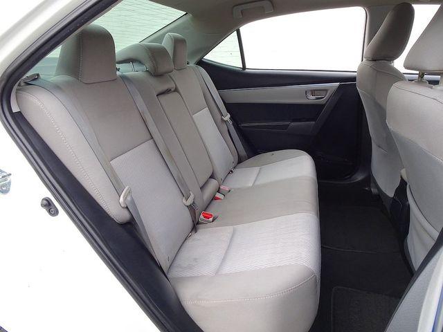 2015 Toyota Corolla LE Madison, NC 34