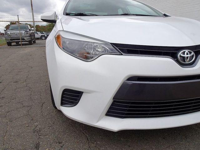 2015 Toyota Corolla LE Madison, NC 8