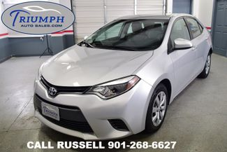 2015 Toyota Corolla LE in Memphis TN, 38128