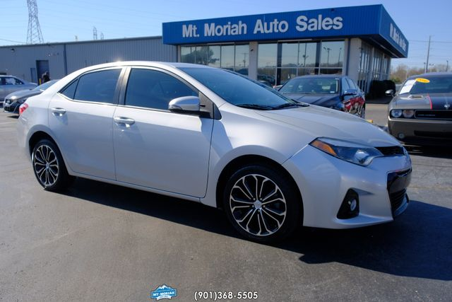 2015 Toyota Corolla S in Memphis, Tennessee 38115