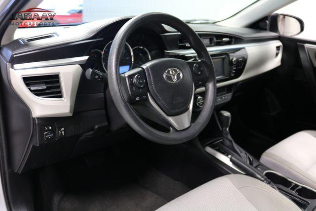 2015 Toyota Corolla LE Plus Merrillville, Indiana 9
