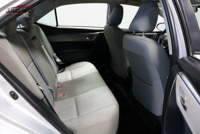 2015 Toyota Corolla LE Plus Merrillville, Indiana 11
