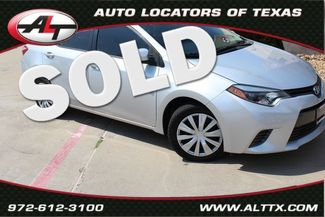 2015 Toyota Corolla LE | Plano, TX | Consign My Vehicle in  TX