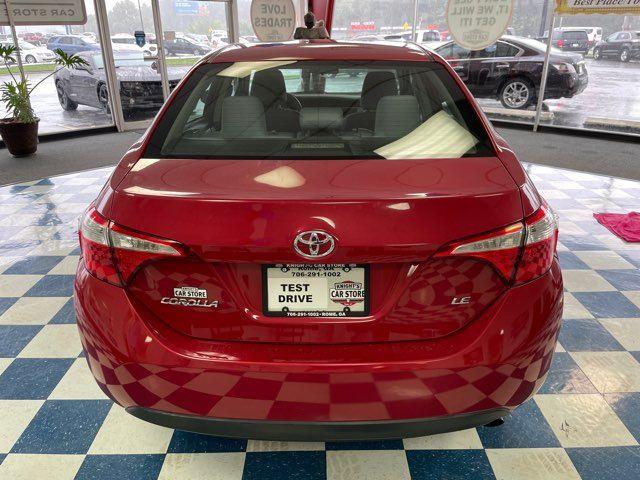 2015 Toyota Corolla LE Premium in Rome, GA 30165