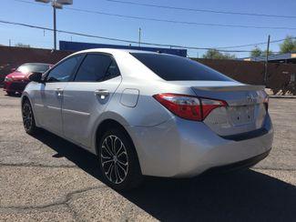 2015 Toyota Corolla S Plus 3 MONTH/3,000 MILE NATIONAL POWERTRAIN WARRANTY Mesa, Arizona 2