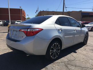2015 Toyota Corolla S Plus 3 MONTH/3,000 MILE NATIONAL POWERTRAIN WARRANTY Mesa, Arizona 4