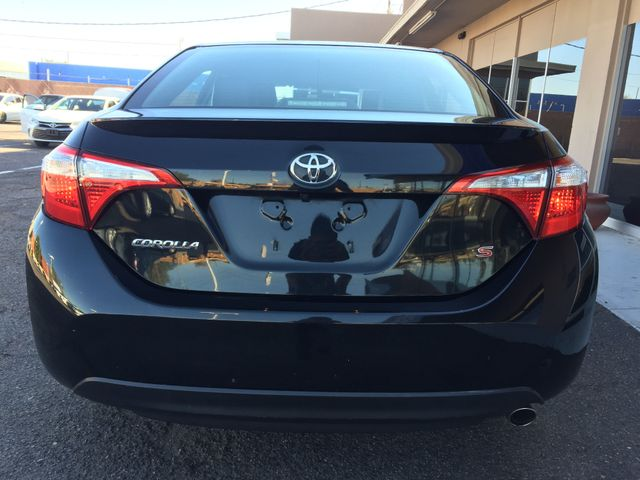 2015 Toyota Corolla S Plus 5 YEAR/60,000 MILE FACTORY POWERTRAIN WARRANTY Mesa, Arizona 3