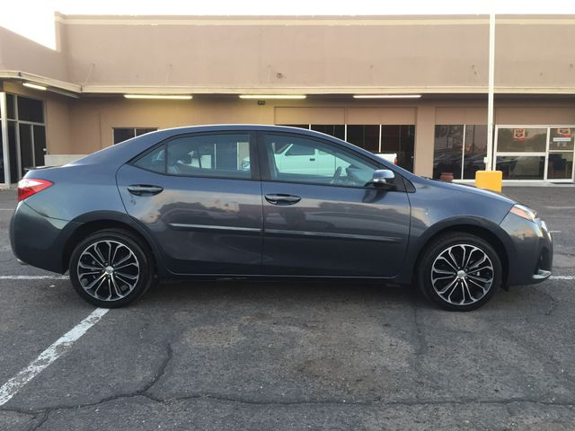 2015 Toyota Corolla S Plus 5 YEAR/60,000 MILE FACTORY POWERTRAIN WARRANTY Mesa, Arizona 5