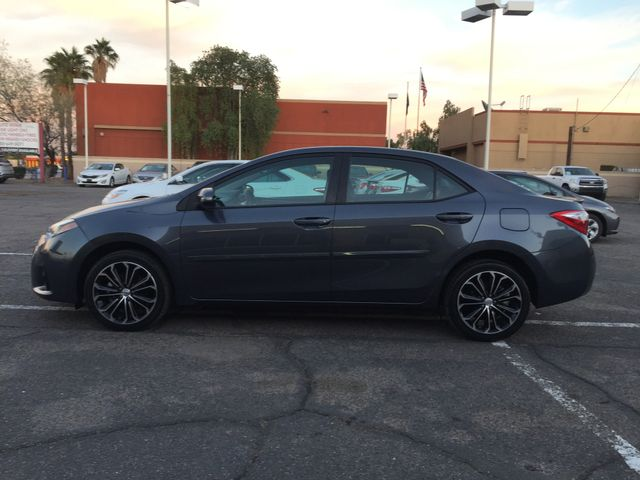 2015 Toyota Corolla S Plus 5 YEAR/60,000 MILE FACTORY POWERTRAIN WARRANTY Mesa, Arizona 1