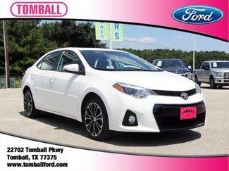 2015 Toyota Corolla in Tomball, TX 77375