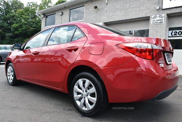2015 Toyota Corolla LE Waterbury, Connecticut 5