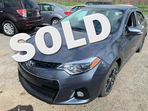 2015 Toyota Corolla  S in West Springfield, MA