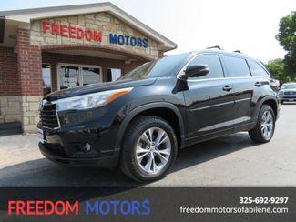 2015 Toyota Highlander XLE | Abilene, Texas | Freedom Motors  in Abilene,Tx Texas