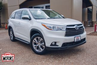 2015 Toyota Highlander XLE in Arlington, Texas 76013