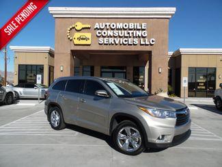 2015 Toyota Highlander Limited AWD in Bullhead City, AZ 86442-6452