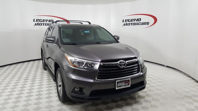 2015 Toyota Highlander XLE in Carrollton, TX 75006