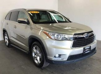2015 Toyota Highlander Limited in Cincinnati, OH 45240