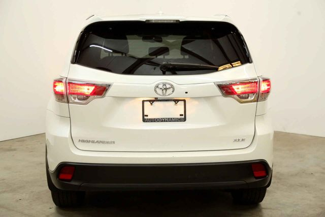 2015 Toyota Highlander XLE Houston, Texas 10