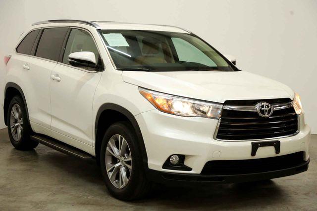 2015 Toyota Highlander XLE Houston, Texas 1