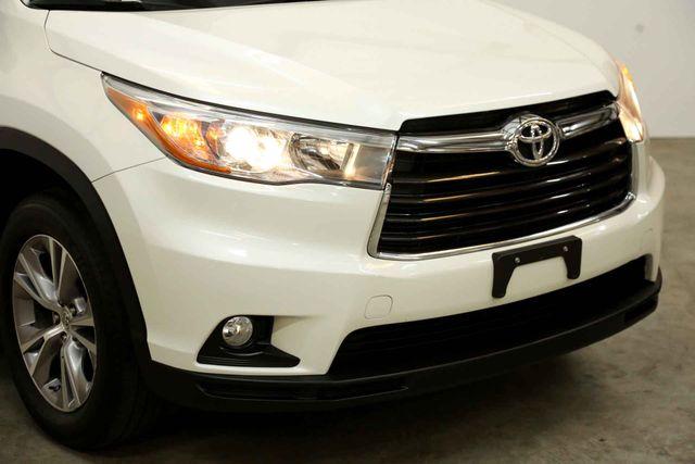 2015 Toyota Highlander XLE Houston, Texas 4