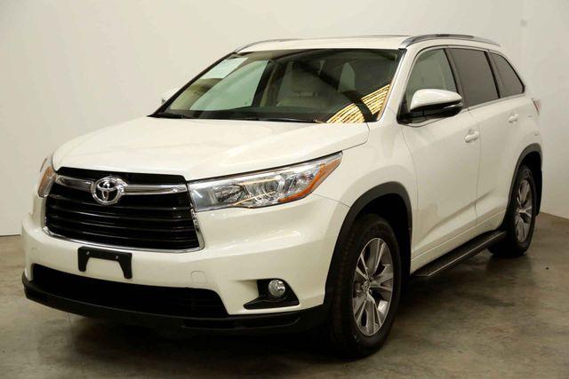 2015 Toyota Highlander XLE Houston, Texas 3