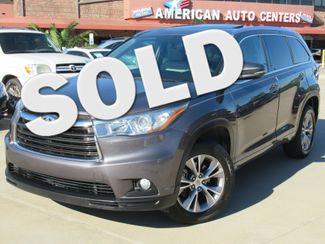 2015 Toyota Highlander XLE | Houston, TX | American Auto Centers in Houston TX