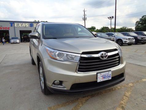2015 Toyota Highlander Limited in Houston