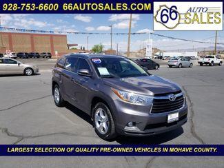 2015 Toyota Highlander Limited in Kingman, Arizona 86401
