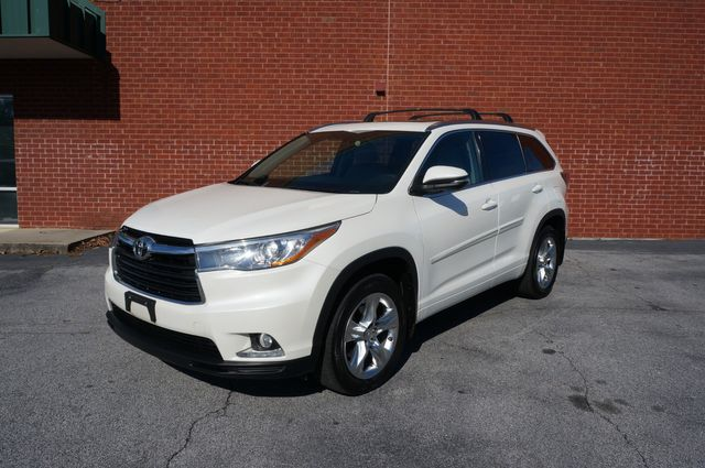 2015 Toyota Highlander Limited AWD in Loganville, Georgia 30052