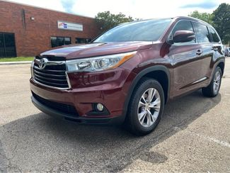 2015 Toyota Highlander XLE in Memphis, Tennessee 38128