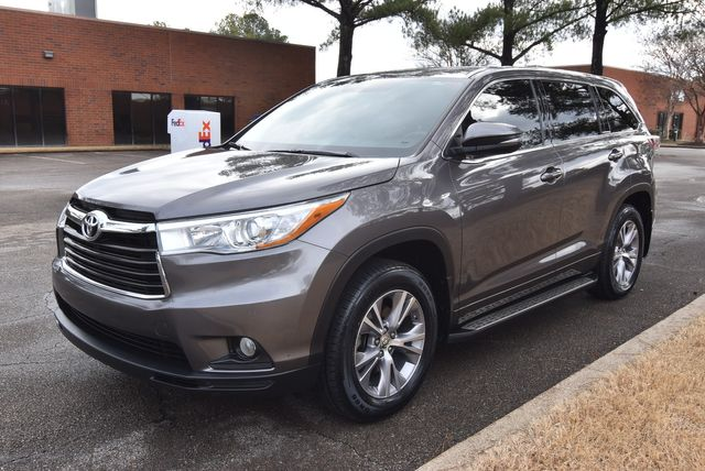 2015 Toyota Highlander LE Plus in Memphis, Tennessee 38128
