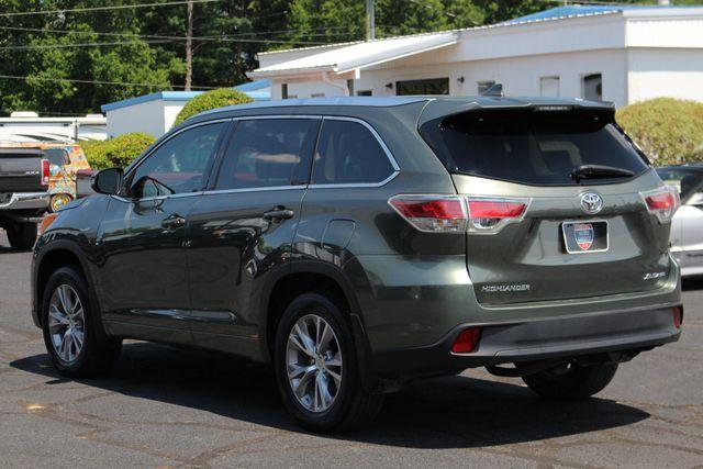 2015 Toyota Highlander XLE AWD Mooresville , NC 26