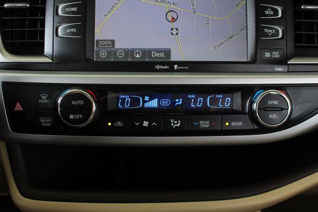 2015 Toyota Highlander XLE AWD Mooresville , NC 37